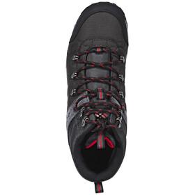 Columbia Peakfreak Venture Mid LT Shoes Men shark/mountain red